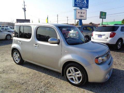 2009 Nissan cube for sale at Big A Auto Sales Lot 2 in Florence SC