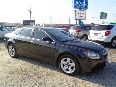 2012 Chevrolet Malibu for sale at Big A Auto Sales Lot 2 in Florence SC