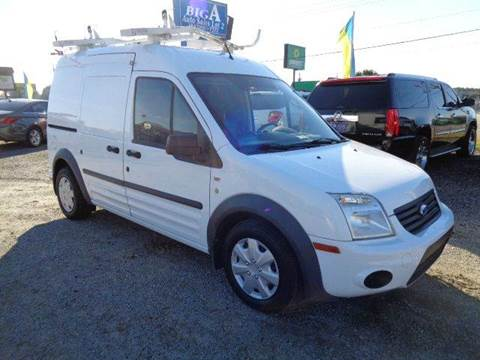 2012 Ford Transit Connect for sale at Big A Auto Sales Lot 2 in Florence SC