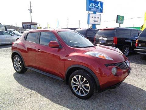 2011 Nissan JUKE for sale at Big A Auto Sales Lot 2 in Florence SC