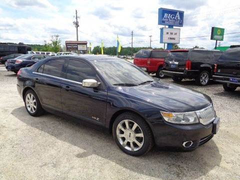 2008 Lincoln MKZ for sale at Big A Auto Sales Lot 2 in Florence SC