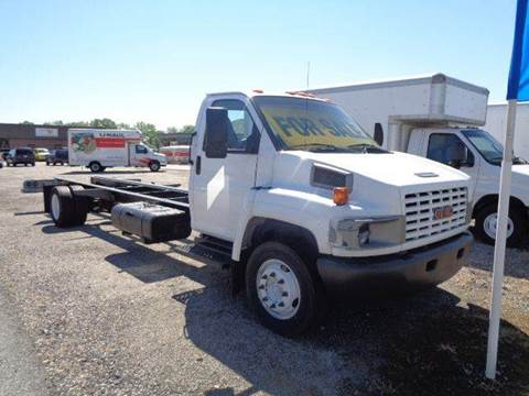 2005 GMC C5500 for sale in Florence, SC