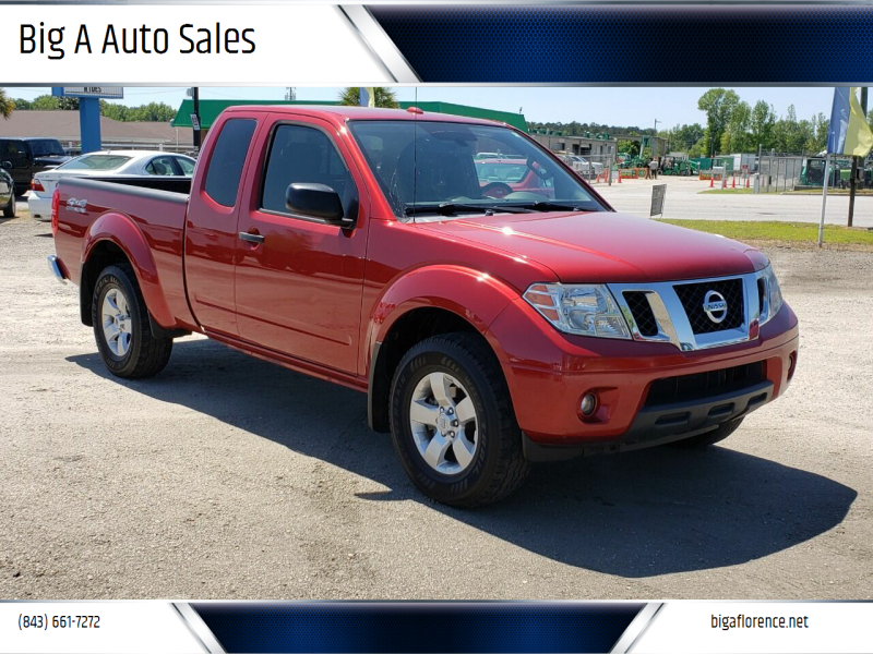 2013 Nissan Frontier - Florence, SC