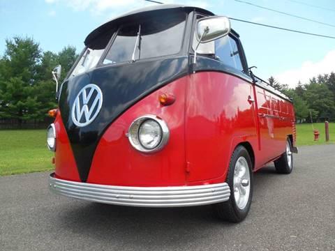 1960 Volkswagen Transporter II for sale in Hudson, NY