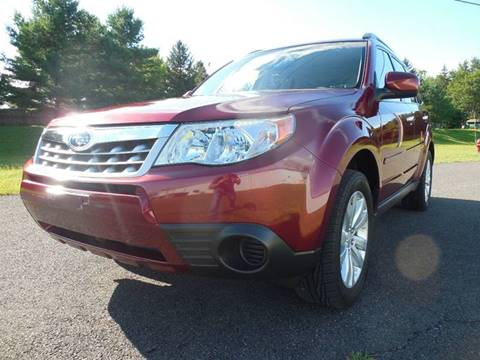 2012 Subaru Forester for sale in Hudson, NY
