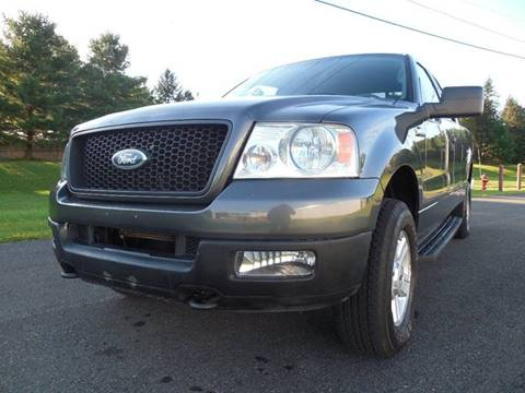 2004 Ford F-150 for sale at Action Automotive Service LLC in Hudson NY