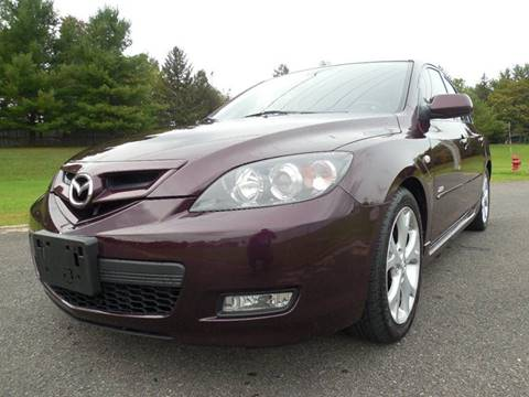 2007 Mazda MAZDA3 for sale at Action Automotive Service LLC in Hudson NY