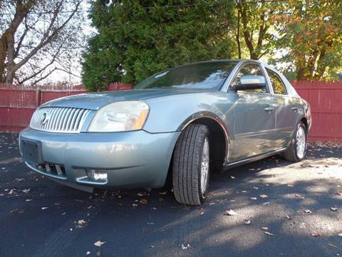 2006 Mercury Montego for sale in Hudson, NY