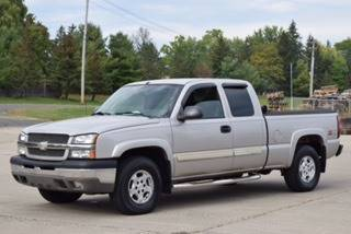 2004 Chevrolet Silverado 1500 for sale at Action Automotive Service LLC in Hudson NY