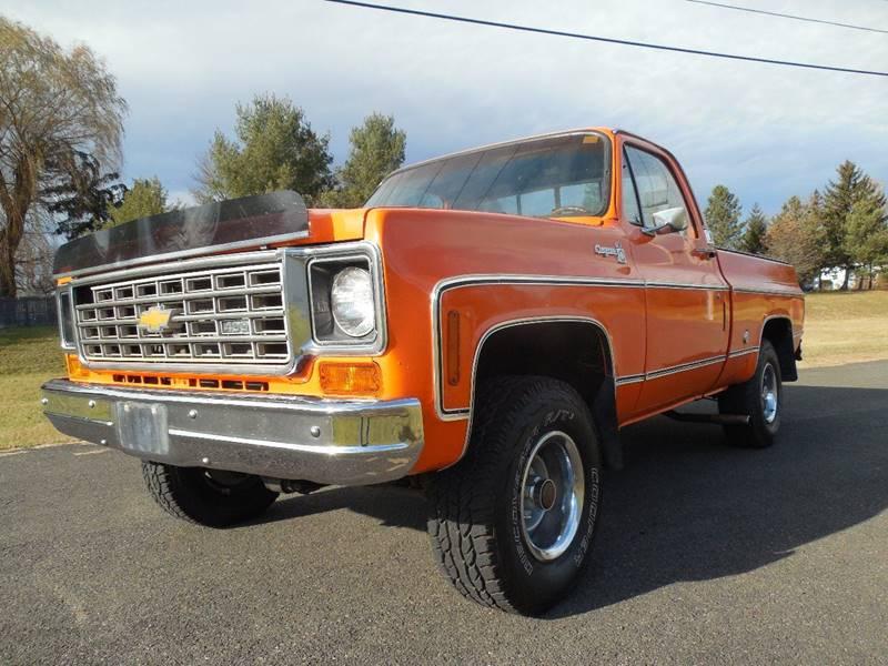 Chevrolet Used Cars Pickup Trucks For Sale Hudson Action ...
