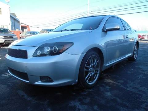 2009 Scion tC for sale at Action Automotive Service LLC in Hudson NY
