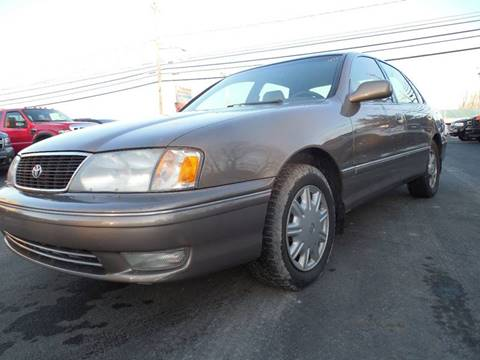 1998 Toyota Avalon for sale at Action Automotive Service LLC in Hudson NY