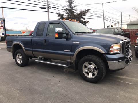 2006 Ford F-350 Super Duty for sale at Action Automotive Service LLC in Hudson NY