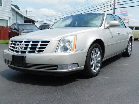 2008 Cadillac DTS 111,990 Miles Special $5,994