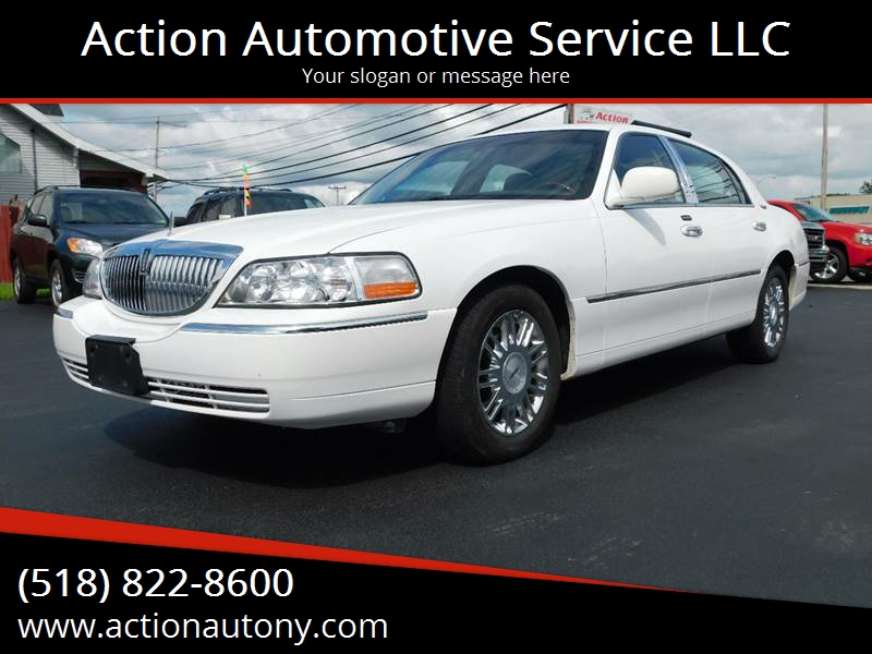 2010 Lincoln Town Car Signature Limited 4dr Sedan In Hudson Ny