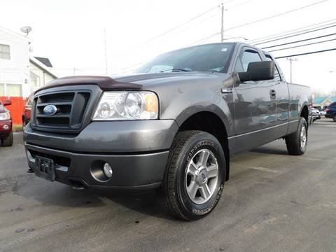 2008 Ford F-150 for sale at Action Automotive Service LLC in Hudson NY