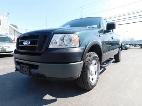 2006 Ford F-150 for sale at Action Automotive Service LLC in Hudson NY