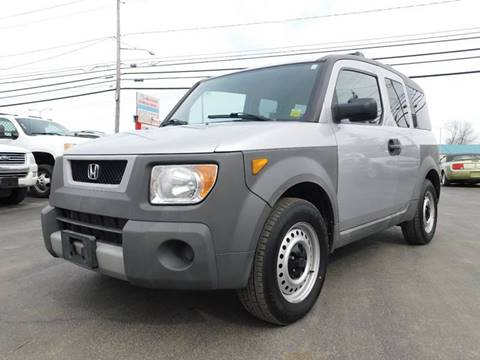 2004 Honda Element for sale at Action Automotive Service LLC in Hudson NY