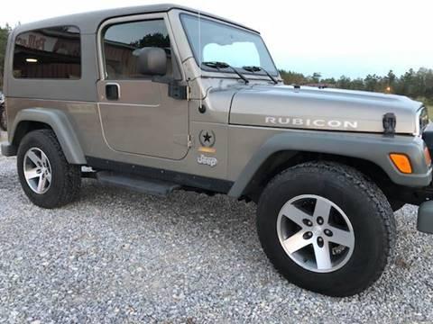 2005 Jeep Wrangler for sale in Hudson, NY