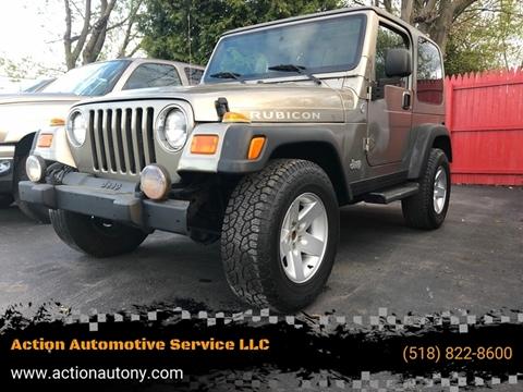 2005 Jeep Wrangler for sale in Hudson, NY