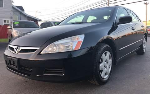2006 Honda Accord for sale in Hudson, NY