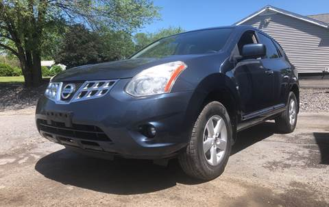2013 Nissan Rogue for sale in Hudson, NY
