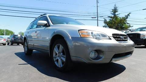 2005 Subaru Outback for sale at Action Automotive Service LLC in Hudson NY