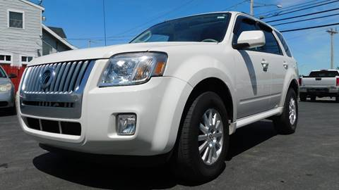 2010 Mercury Mariner for sale at Action Automotive Service LLC in Hudson NY