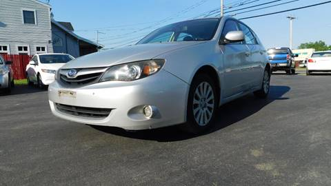 2011 Subaru Impreza for sale at Action Automotive Service LLC in Hudson NY
