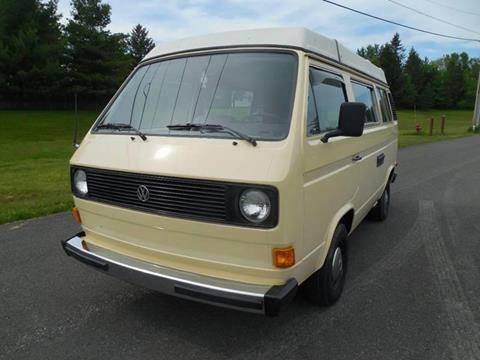 1981 Volkswagen Vanagon for sale in Hudson, NY