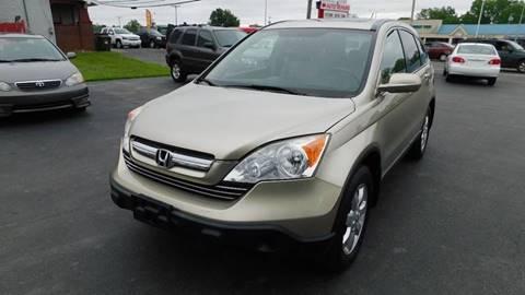 2007 Honda CR-V for sale at Action Automotive Service LLC in Hudson NY