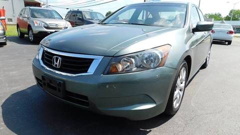 2009 Honda Accord for sale at Action Automotive Service LLC in Hudson NY