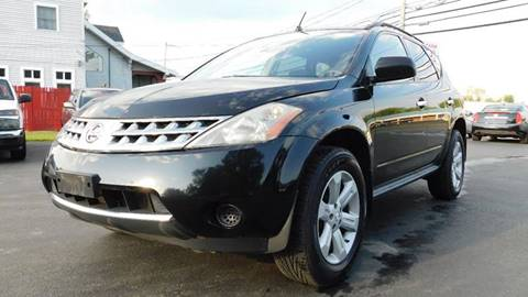 2007 Nissan Murano for sale at Action Automotive Service LLC in Hudson NY