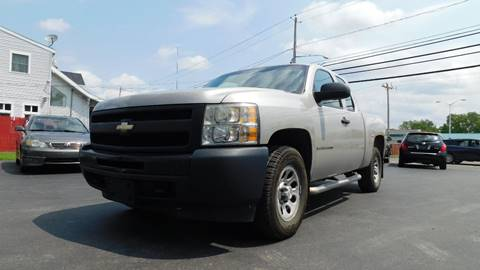 2009 Chevrolet Silverado 1500 for sale at Action Automotive Service LLC in Hudson NY