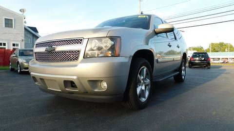 2008 Chevrolet Suburban for sale at Action Automotive Service LLC in Hudson NY