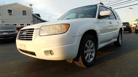 2007 Subaru Forester for sale in Hudson, NY