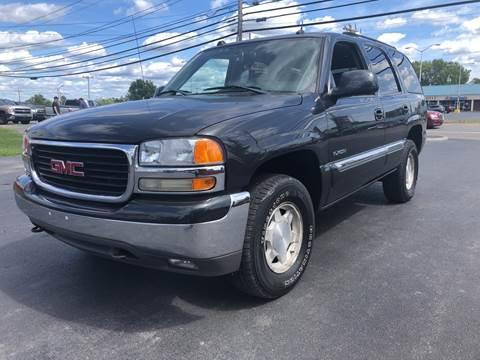 2005 GMC Yukon for sale in Hudson, NY