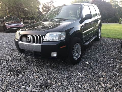 2005 Mercury Mariner for sale at Action Automotive Service LLC in Hudson NY