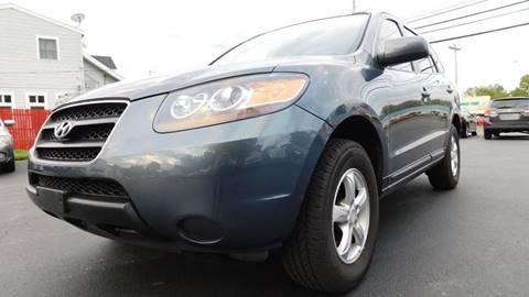 2007 Hyundai Santa Fe for sale at Action Automotive Service LLC in Hudson NY