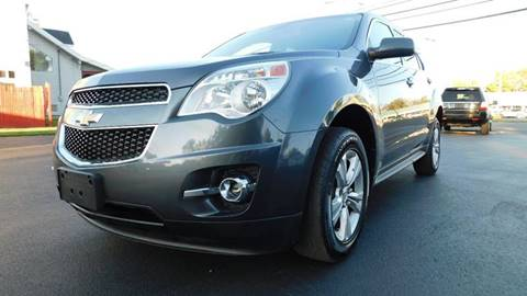 2010 Chevrolet Equinox for sale at Action Automotive Service LLC in Hudson NY