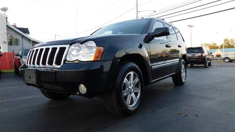 2008 Jeep Grand Cherokee for sale at Action Automotive Service LLC in Hudson NY