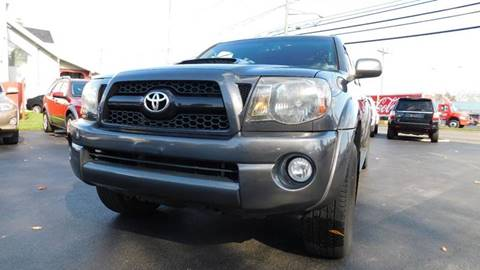 2011 Toyota Tacoma for sale at Action Automotive Service LLC in Hudson NY