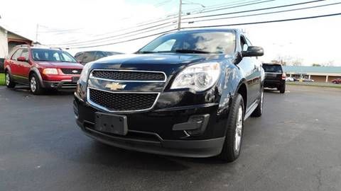 2013 Chevrolet Equinox for sale at Action Automotive Service LLC in Hudson NY