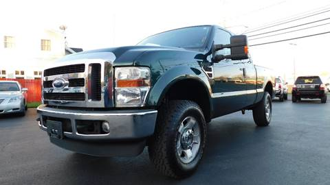 2010 Ford F-250 Super Duty for sale at Action Automotive Service LLC in Hudson NY