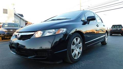 2010 Honda Civic for sale in Hudson, NY