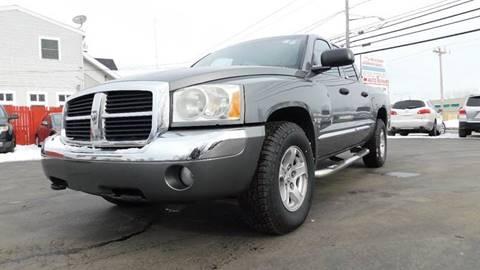 2005 Dodge Dakota for sale at Action Automotive Service LLC in Hudson NY
