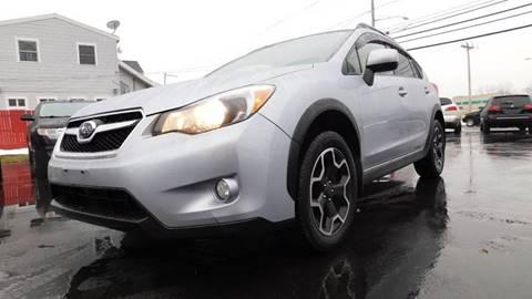 2014 Subaru XV Crosstrek for sale at Action Automotive Service LLC in Hudson NY
