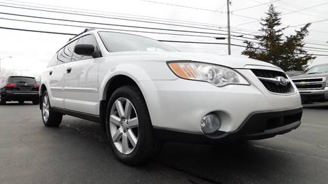2009 Subaru Outback for sale at Action Automotive Service LLC in Hudson NY