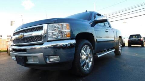 2012 Chevrolet Silverado 1500 for sale at Action Automotive Service LLC in Hudson NY