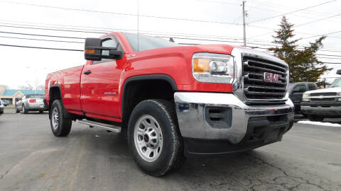 2016 GMC Sierra 3500HD for sale at Action Automotive Service LLC in Hudson NY